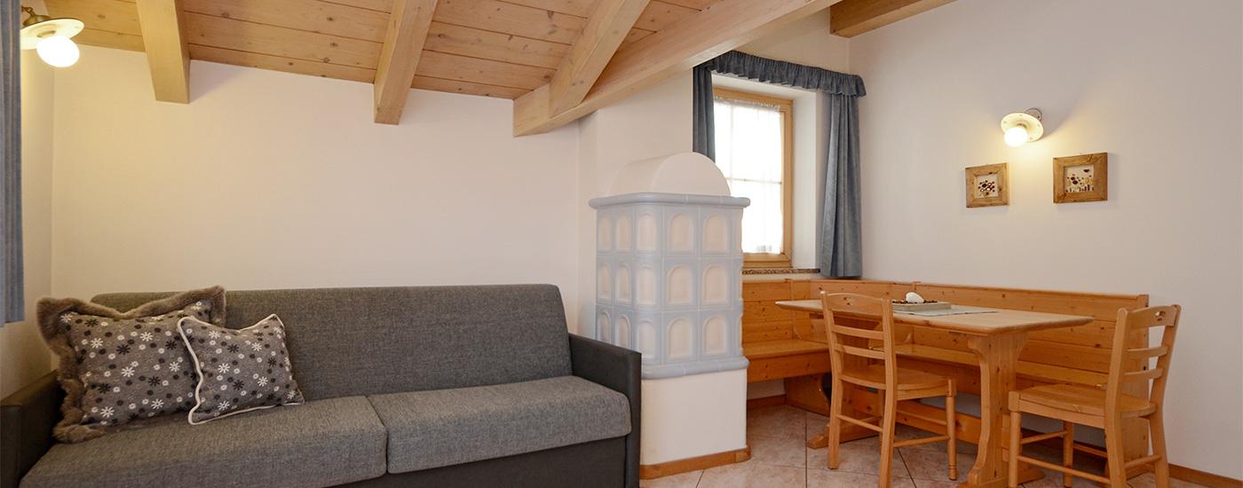 Residence Saslench | Appartamento Tipo C